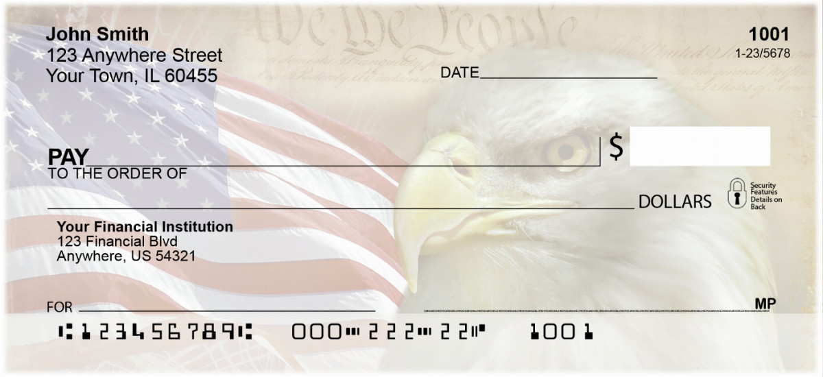 American Eagel Checks