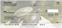 Box Turtles Personal Checks | ANJ-83