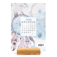 Dream Catchers Easel Calendar