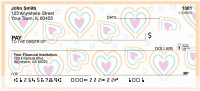 Love by Deb Eiseman Personal Checks | DEB-03