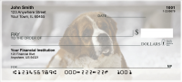 Saint Bernard Personal Checks