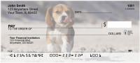 Brilliant Beagles Personal Checks