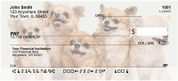Lovable Chihuahuas Personal Checks | DOG-99