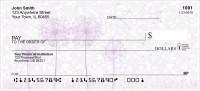 Blow Me Away Personal Checks