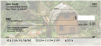 Mystical Fairy Homes Personal Checks