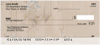 Victorian Vintage Paper Personal Checks | GEP-46