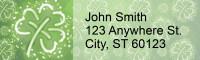 St. Patrick's Day Address Labels