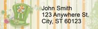 Celebrate St. Patrick Address Labels
