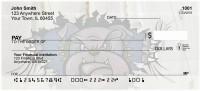 Bulldog Rippin N Roarin 1 Personal Checks
