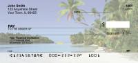 Island Paradise Beach Personal Checks