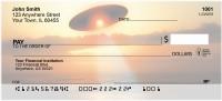 Alien Abduction Personal Checks