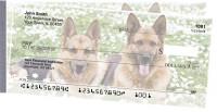 German Shepherd Side Tear Checks