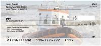 Coast Guard Durring Storm Personal Checks