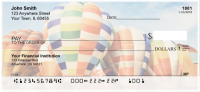 Hot Air Balloons Personal Checks | TRA-42