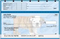 Bulldog Pups Keith Kimberlin Top Stub Checks