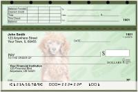 Poodle Pups Keith Kimberlin Top Stub Checks