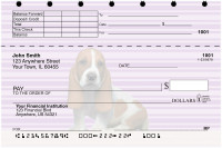 Basset Hound Pups Keith Kimberlin Top Stub Checks