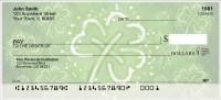 St. Patrick's Day Personal Checks
