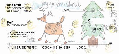 Joy to the World by Amy S. Petrik | AMY-08