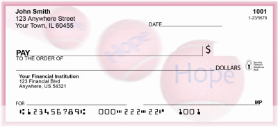 Hope Wins Personal Checks | CHA-03
