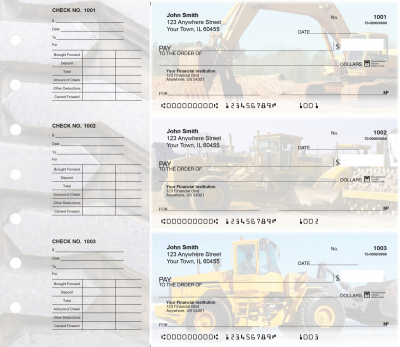 Construction Designer Deskset Checks | DS-CDS08