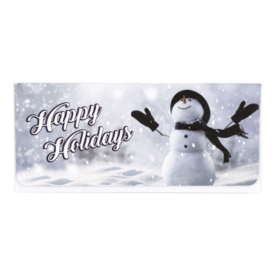 Happy Holidays Gift Envelope | ENV-CCG02