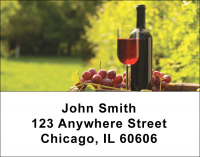 Wine and Dine Labels | LBFOD-67