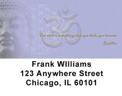 Wisdom Address Labels | LBWIS-01