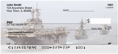 USS Essex Personal Checks | MIL-63