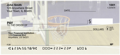 Basketball Sport Personal Checks | SPO-12