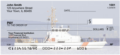 Coast Guard Personal Checks | TRA-24