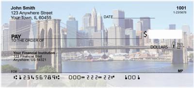 City Skyline Personal Checks | TVL-13