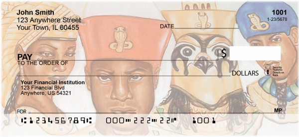 The Pharaoh's Personal Checks | AFR-03