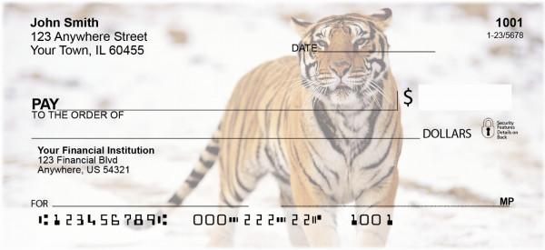 Big Cats Personal Checks