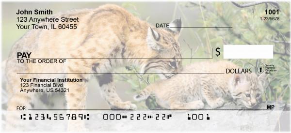 Bobcats Personal Checks