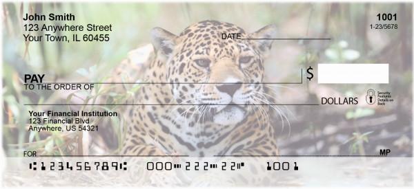 Jaguars Personal Checks