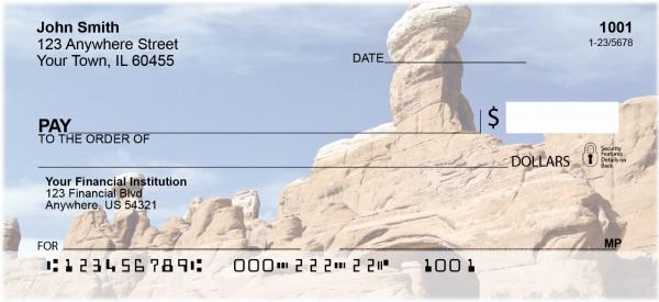 National Parks Personal Checks