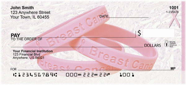 Breast Cancer Awareness Personal Checks | CHA-02