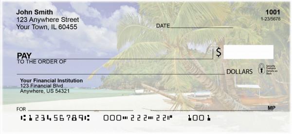 Beachfront Views Personal Checks