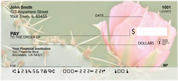 Desert In Bloom Personal Checks