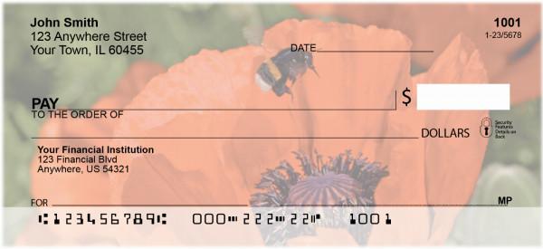 Poppy Personal Checks