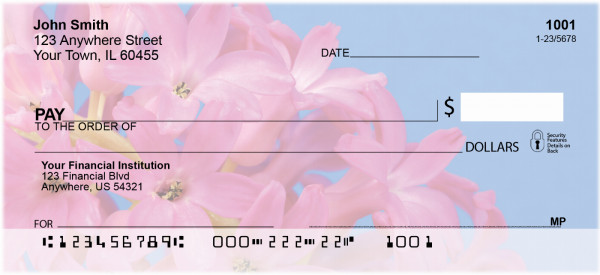 Natures Fireworks Personal Checks
