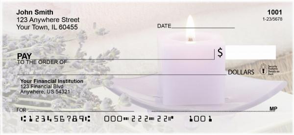 Zen Candles Checks