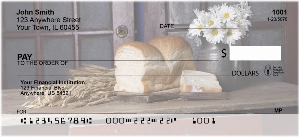 Country Kitchen Personal Checks
