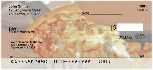 Pizza Personal Checks