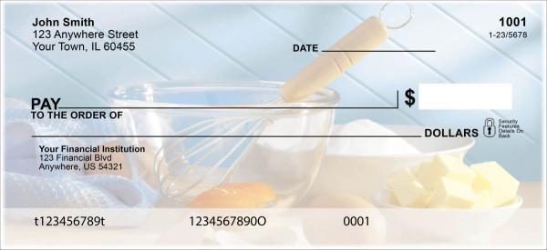 Baking Personal Checks