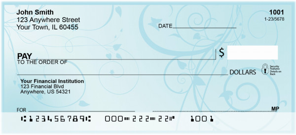 Vine Personal Checks
