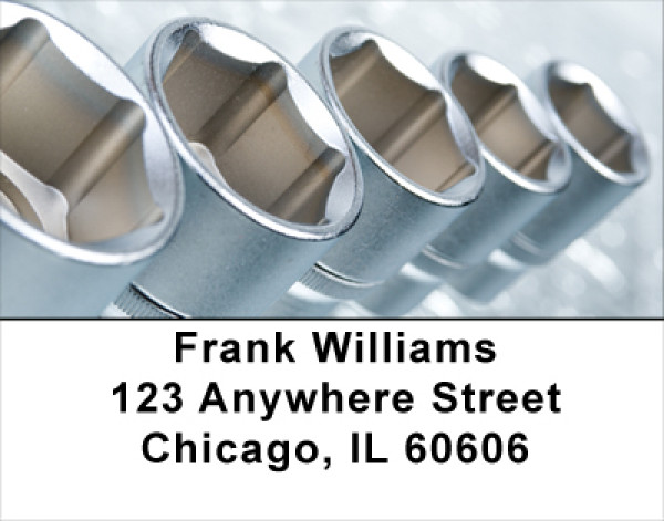 Tools Of The Trade Address Labels