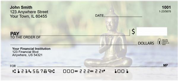 Zen Buddha Checks