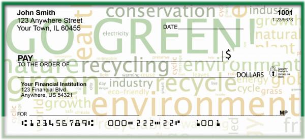 Environmental Awareness Personal Checks